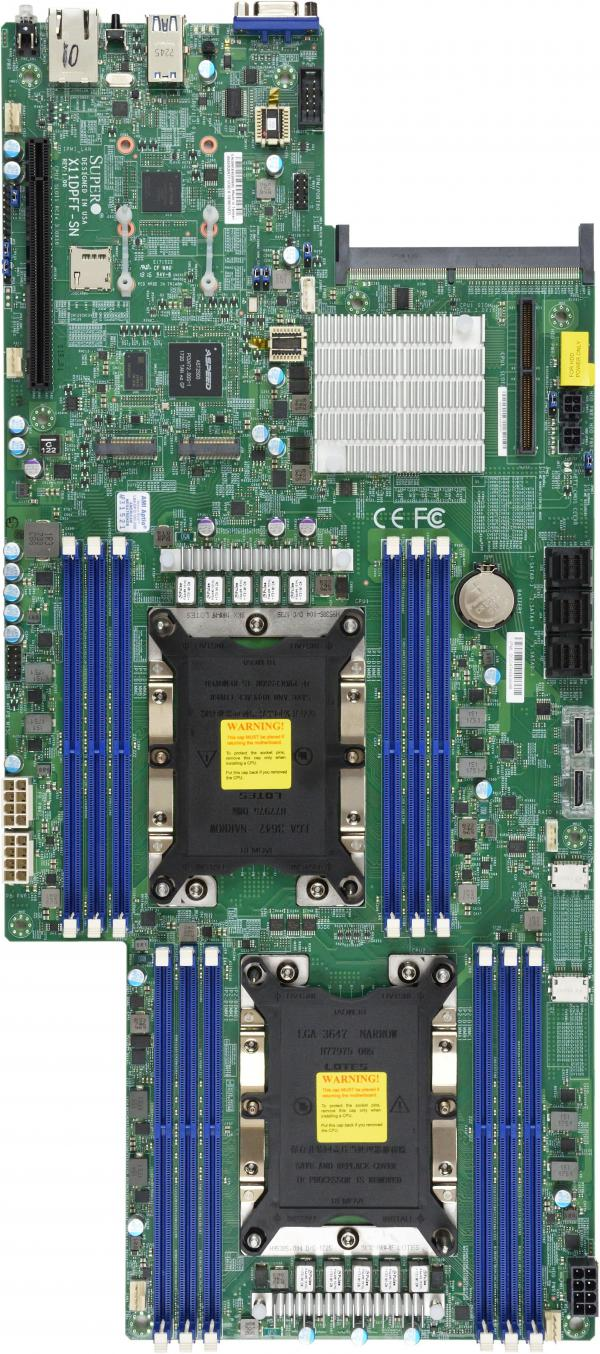 Supermicro Motherboard Xeon Boards X11DPFF-SN