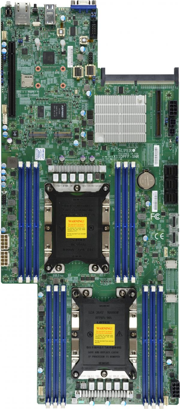 Supermicro Motherboard Xeon Boards X11DPFF-SNR