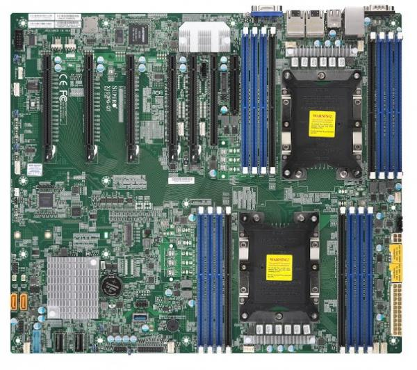 Supermicro Motherboard Xeon Boards X11DPG-QT