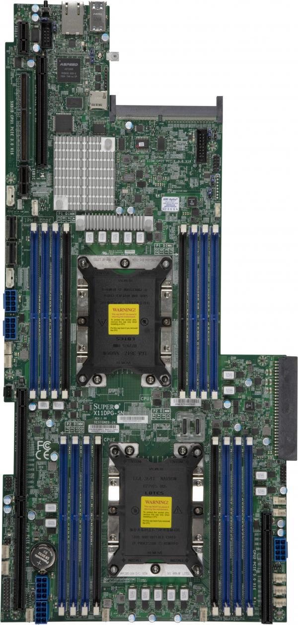 Supermicro Motherboard Xeon Boards X11DPG-SN