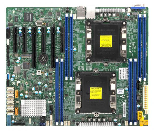 Supermicro Motherboard Xeon Boards X11DPL-i