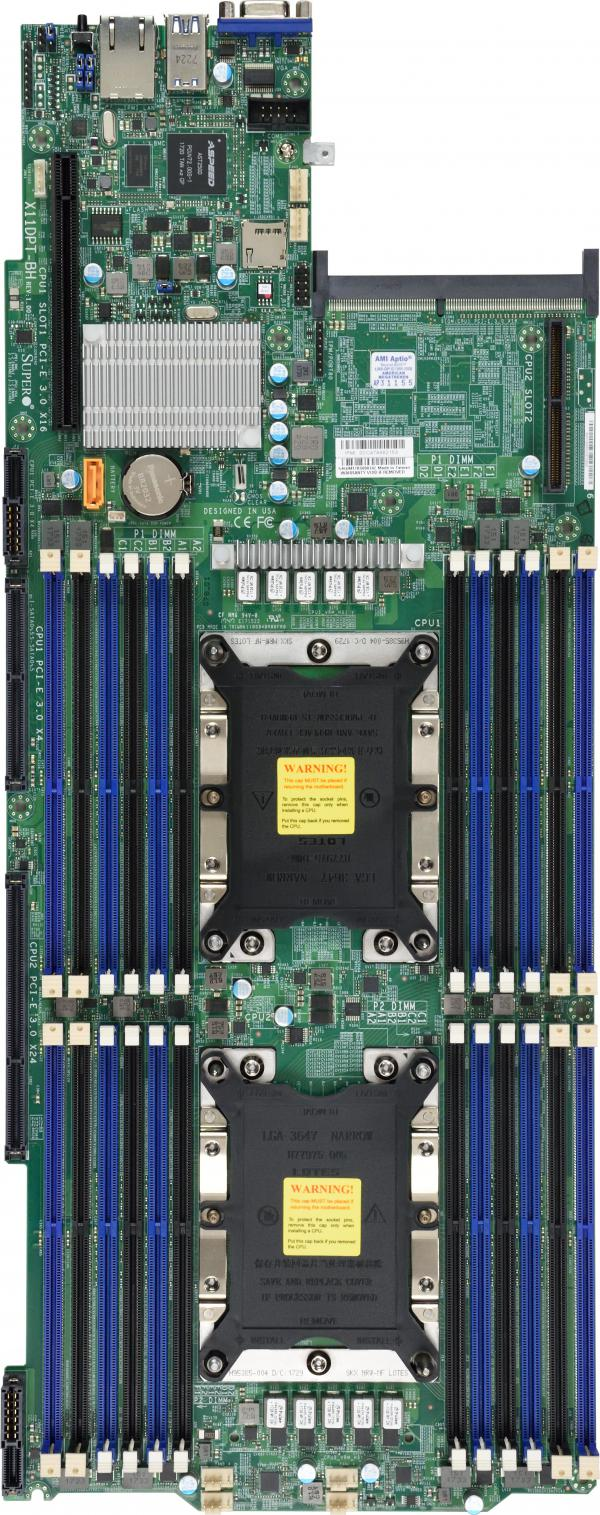 Supermicro Motherboard Xeon Boards X11DPT-BH