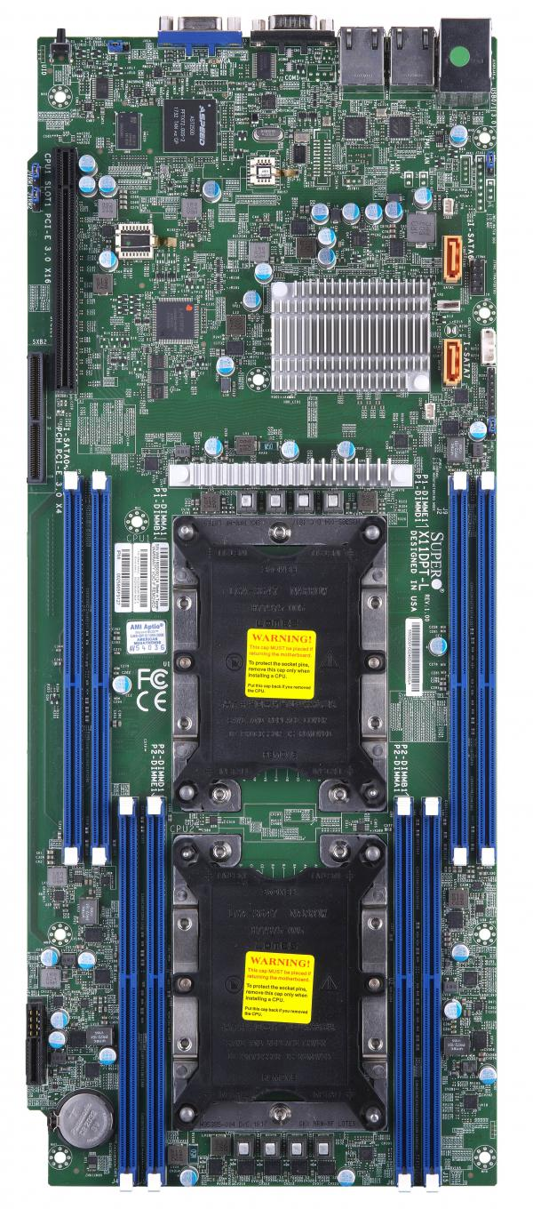 Supermicro Motherboard Xeon Boards X11DPT-L