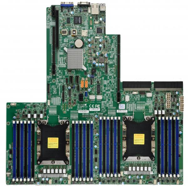 Supermicro Motherboard Xeon Boards X11DPU-ZE+