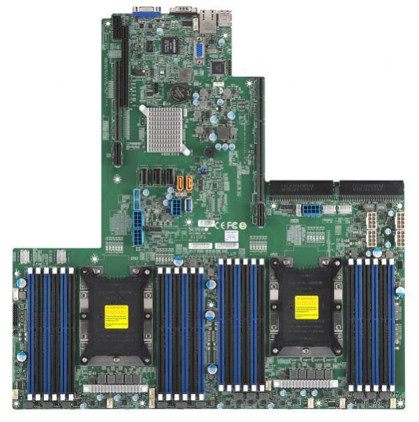 Supermicro Motherboard Xeon Boards X11DPU-V