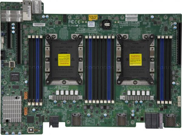 Supermicro Motherboard Xeon Boards X11DSC
