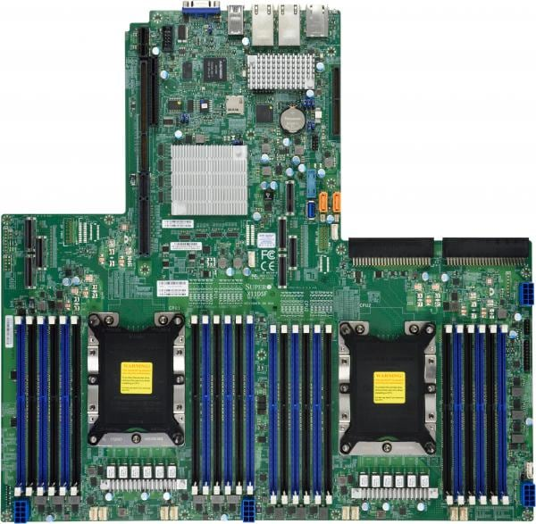 Supermicro Motherboard Xeon Boards X11DSF-E