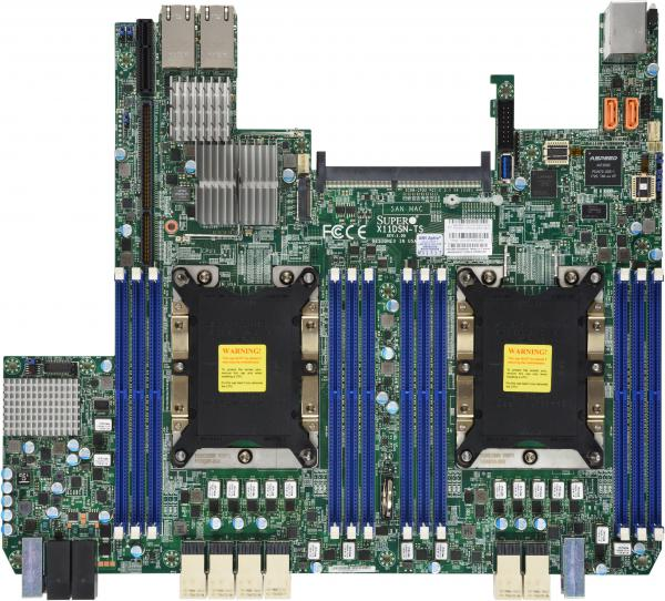 Supermicro Motherboard Xeon Boards X11DSN-TS