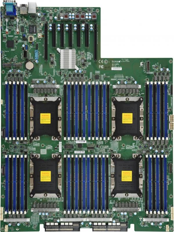 Supermicro Motherboard Xeon Boards X11QPL