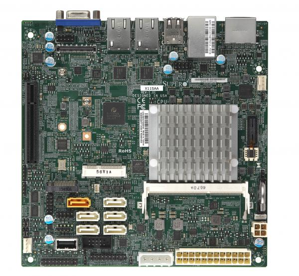 Supermicro Motherboard Xeon Boards X11SAA
