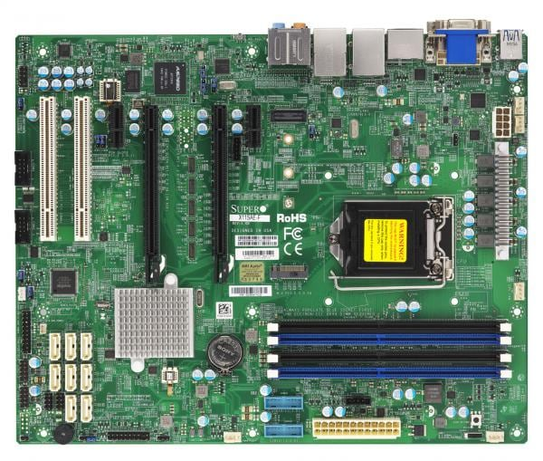 Supermicro Motherboard Xeon Boards X11SAE-F