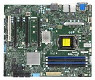 Supermicro Motherboard Xeon Boards X11SAT-F