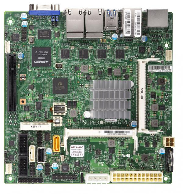 Supermicro Motherboard Xeon Boards X11SBA-F