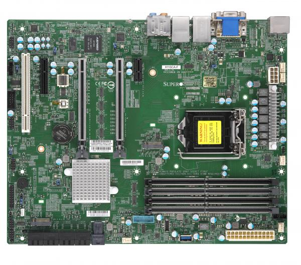 Supermicro Motherboard Xeon Boards X11SCA-F