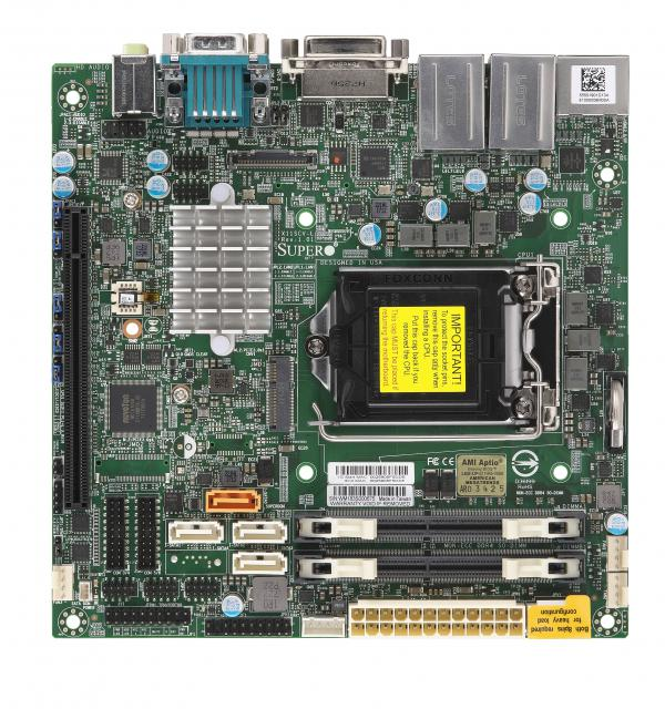 Supermicro Motherboard Xeon Boards X11SCV-L