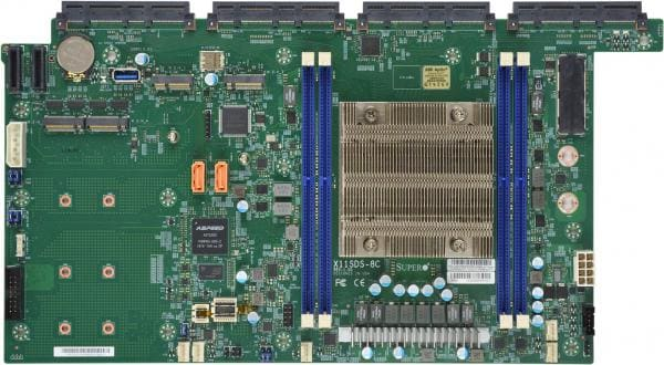 Supermicro Motherboard Xeon Boards X11SDS-8C