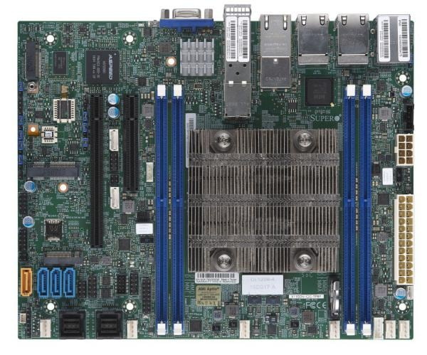 Supermicro Motherboard Xeon Boards X11SDV-12C-TP8F