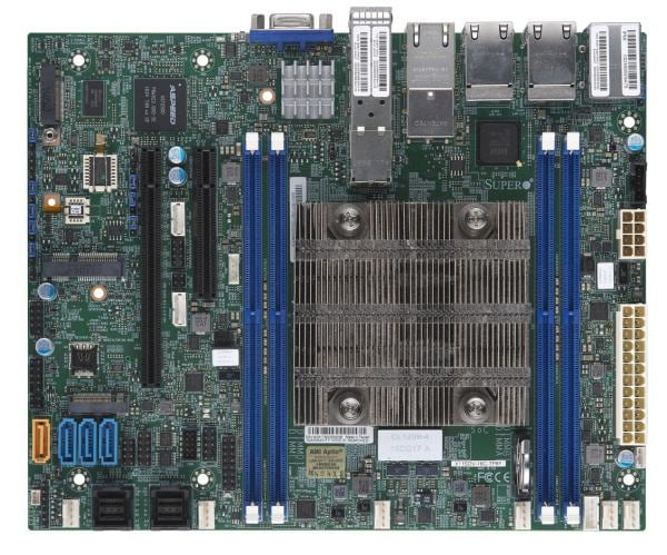 Supermicro Motherboard Xeon Boards X11SDV-16C-TP8F