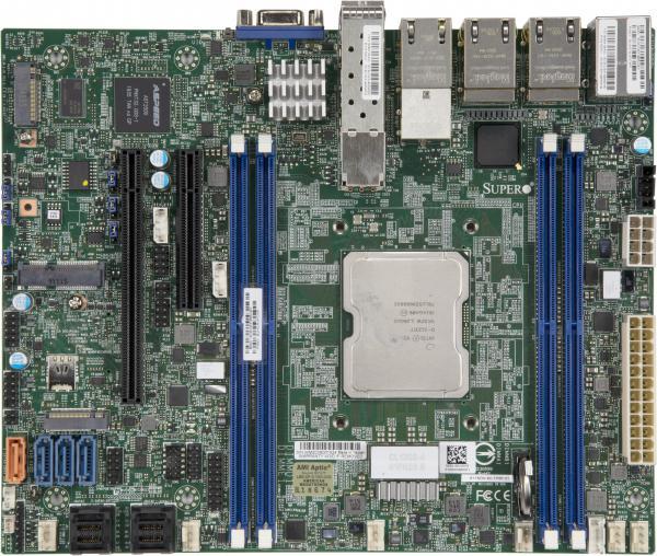 Supermicro Motherboard Xeon Boards X11SDV-4C-TP8F-01