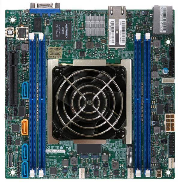 Supermicro Motherboard Xeon Boards X11SDV-8C+-TLN2F