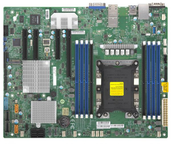 Supermicro Motherboard Xeon Boards X11SPH-nCTF