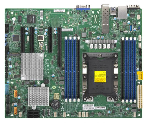 Supermicro Motherboard Xeon Boards X11SPH-nCTpF