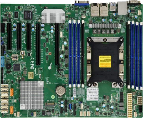Supermicro Motherboard Xeon Boards X11SPi-TF
