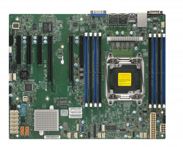 Supermicro Motherboard Xeon Boards X11SRL-F