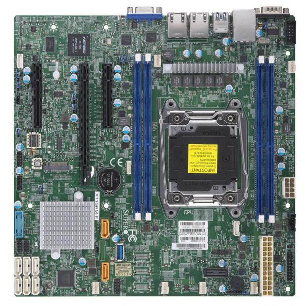 Supermicro Motherboard Xeon Boards X11SRM-F
