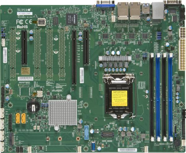 Supermicro Motherboard Xeon Boards X11SSi-LN4F