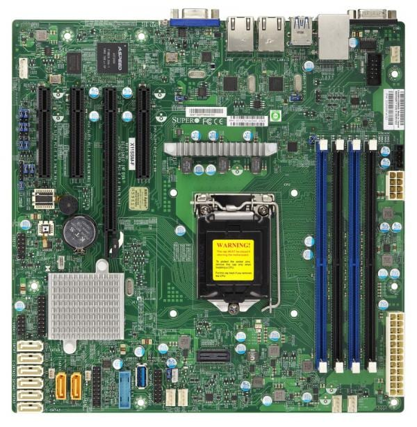 Supermicro Motherboard Xeon Boards X11SSM