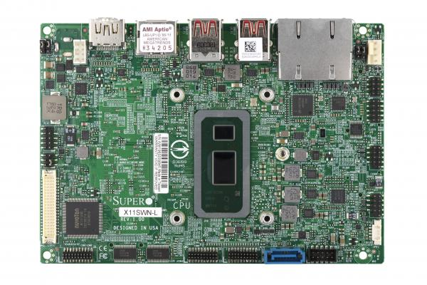 Supermicro Motherboard Xeon Boards X11SWN-C-WOHS