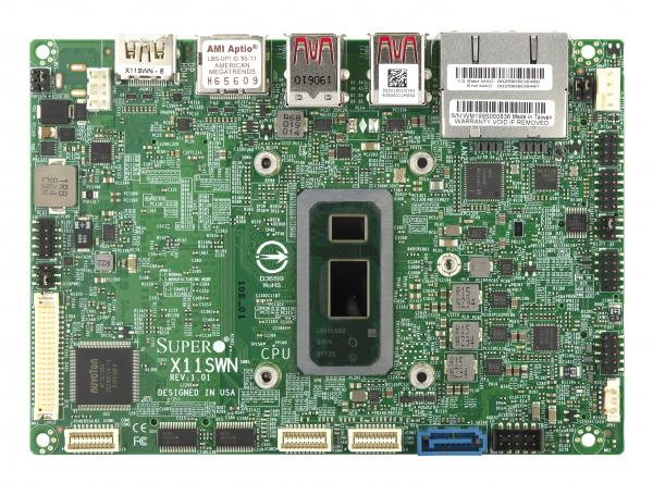 Supermicro Motherboard Xeon Boards X11SWN-L-WOHS