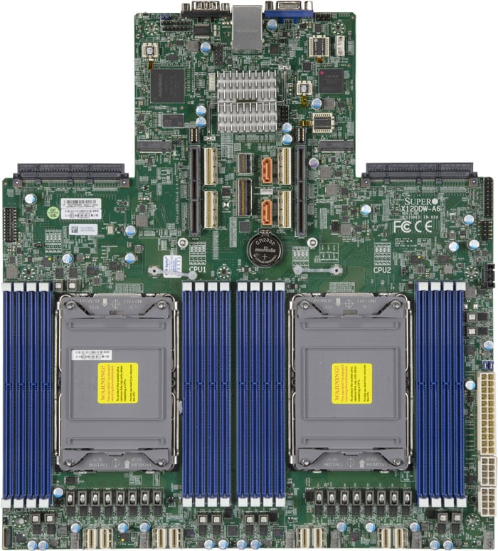 Supermicro Motherboard Xeon Boards X12DDW-A6