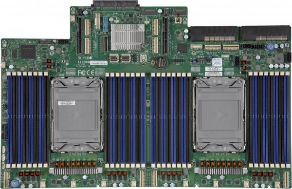 Supermicro Motherboard Xeon Boards X12DHM-6
