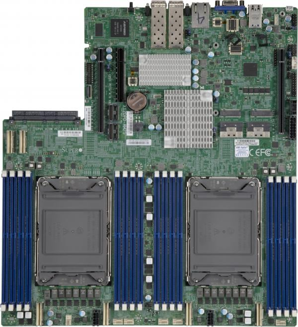 Supermicro Motherboard Xeon Boards X12DPD-A6M25