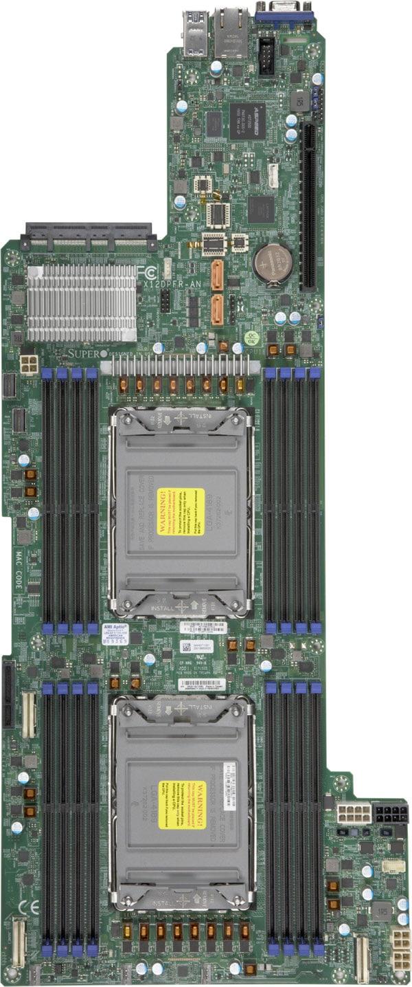 Supermicro Motherboard Xeon Boards X12DPFR-AN6