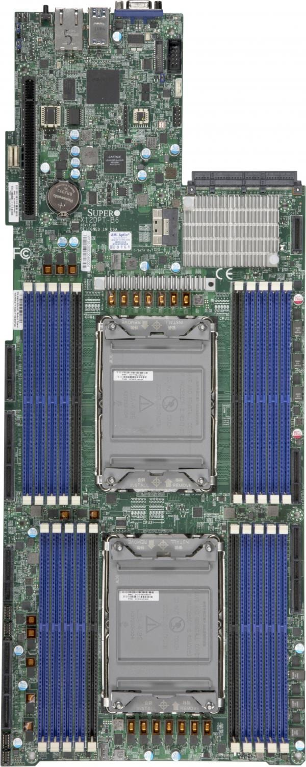 Supermicro Motherboard Xeon Boards X12DPT-B6