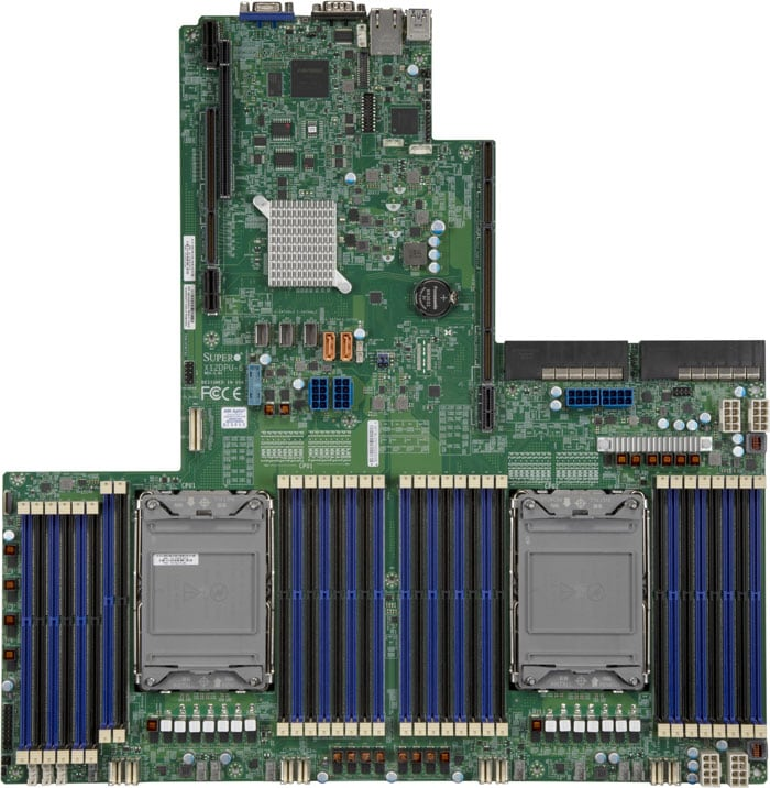 Supermicro Motherboard Xeon Boards X12DPU-6