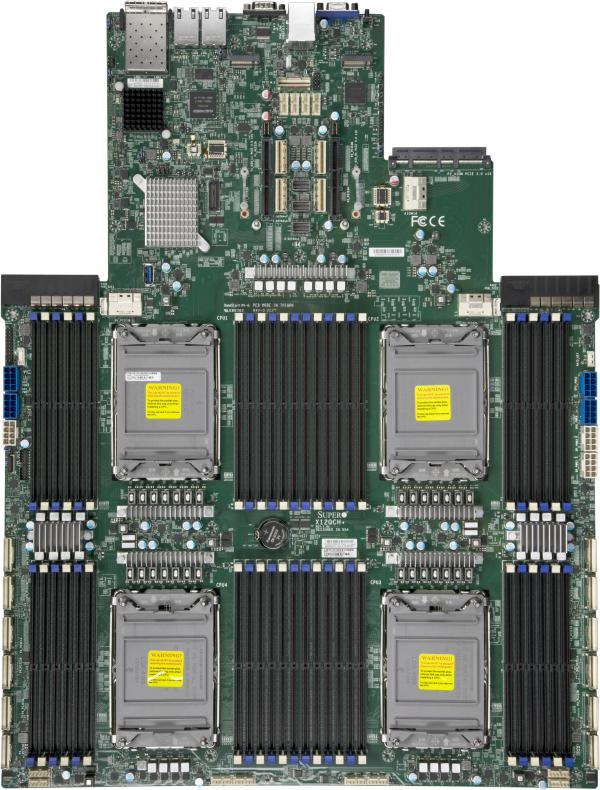 Supermicro Motherboard Xeon Boards X12QCH+