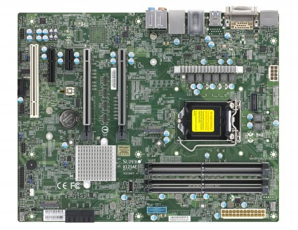 Supermicro Motherboard Xeon Boards X12SAE