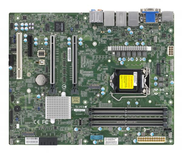 Supermicro Motherboard Xeon Boards X12SCA-F