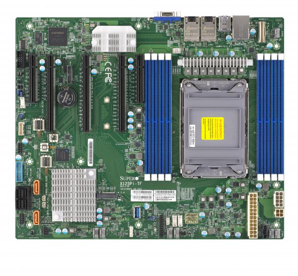 Supermicro Motherboard Xeon Boards X12SPi-TF
