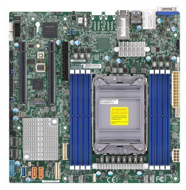 Supermicro Motherboard Xeon Boards X12SPM-TF