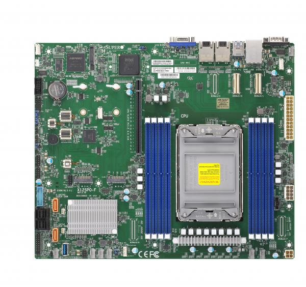 Supermicro Motherboard Xeon Boards X12SPO-F