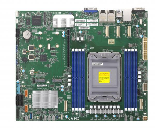 Supermicro Motherboard Xeon Boards X12SPO-NTF