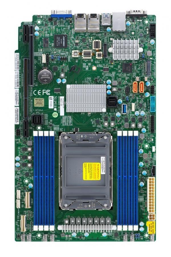 Supermicro Motherboard Xeon Boards X12SPW-TF