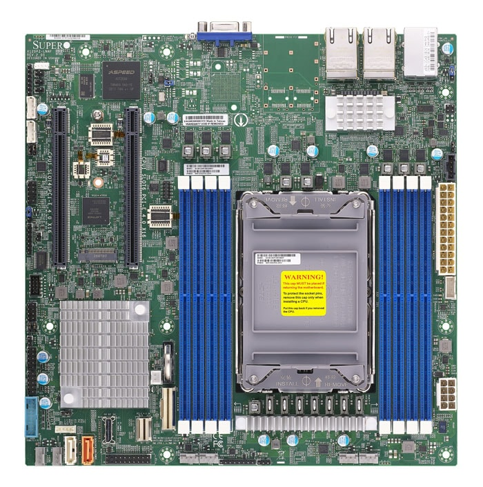 Supermicro Motherboard Xeon Boards X12SPZ-LN4F