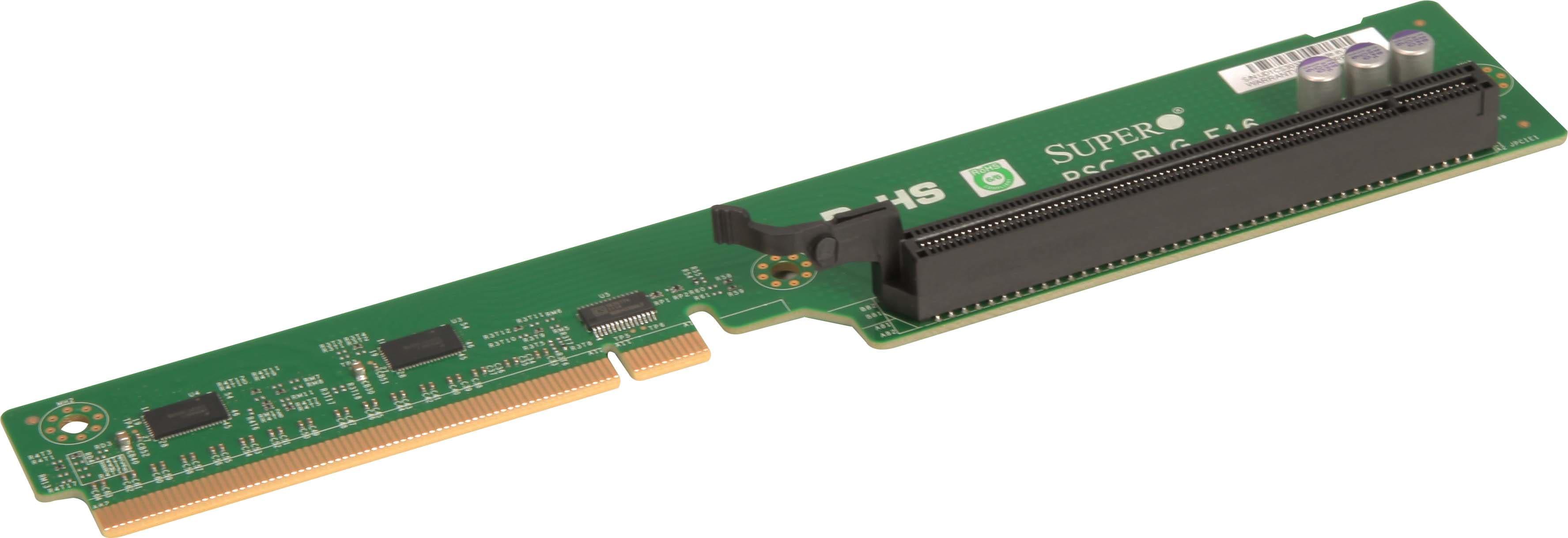 Replacement for PARTS-RSC-R2UU-2E4E8 2U UIO Riser Card W// 2 PCI-E X4 /& 1 PCI-E X8 Slots