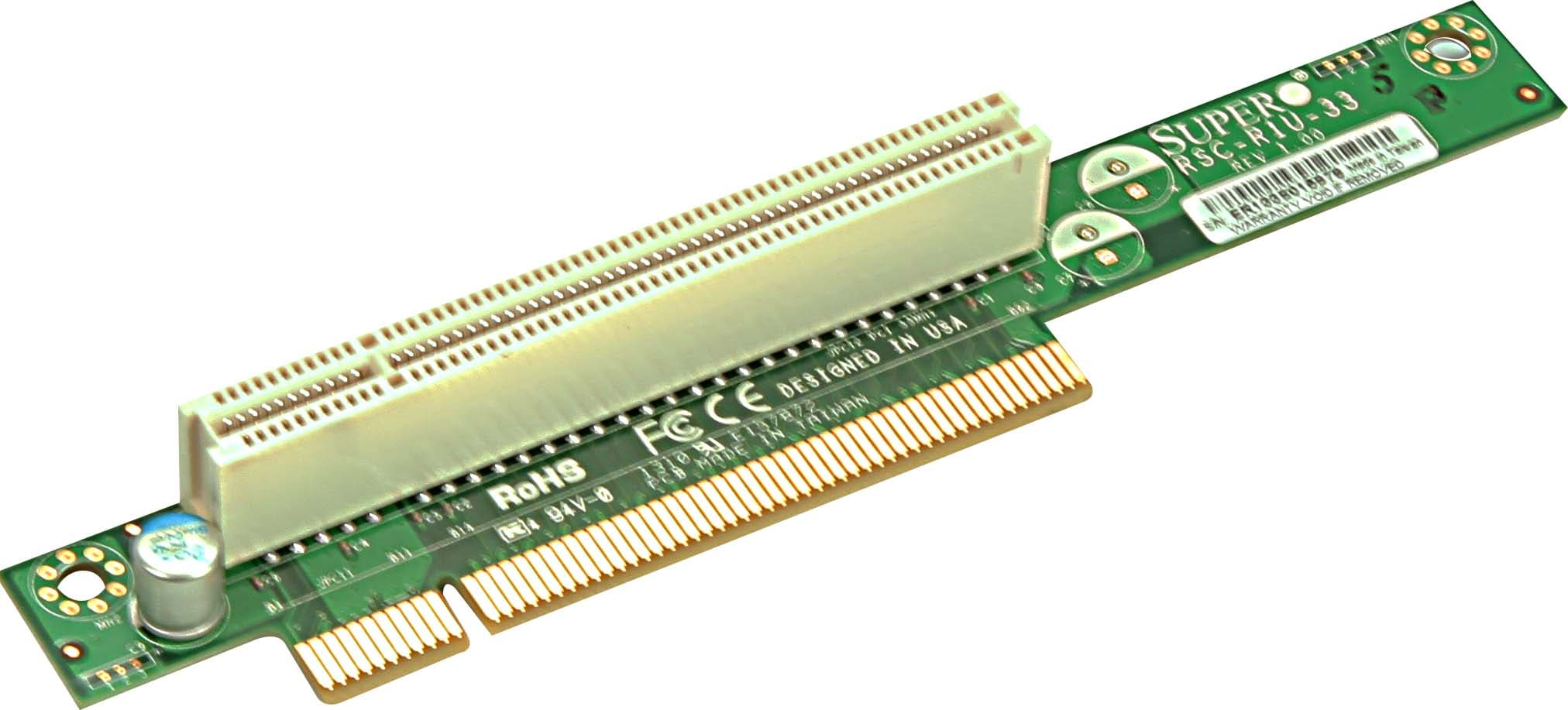 Zdjecie - RSC-R1U-33 - Supermicro